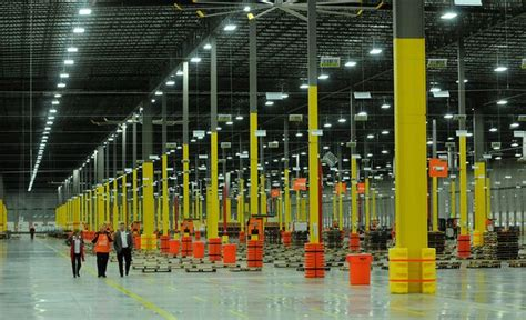 home depot distribution center promises al