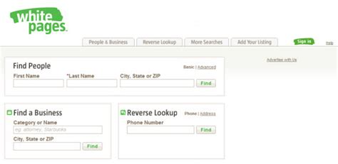 Search Residents By Address How To Phone Lookup For Free U002f White