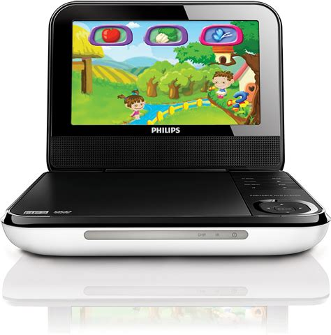 Philips Dvd portable dvd player pd703 37 philips