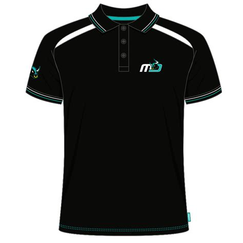 tt ladies polo black isle of man tt official shop official michael dunlop 2017 black polo shirt