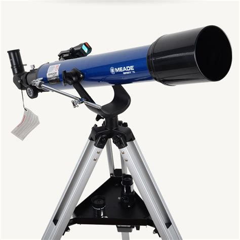 Harga Telescope by Meade Instruments Infinity 70mm Az Refractor Telescope