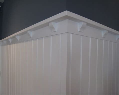Beadboard Wainscoting Beadboard Wainscoting Ledge Diy