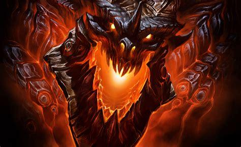 imagenes infernales 3d wallpaper box world of warcraft cataclysm hi res wallpapers