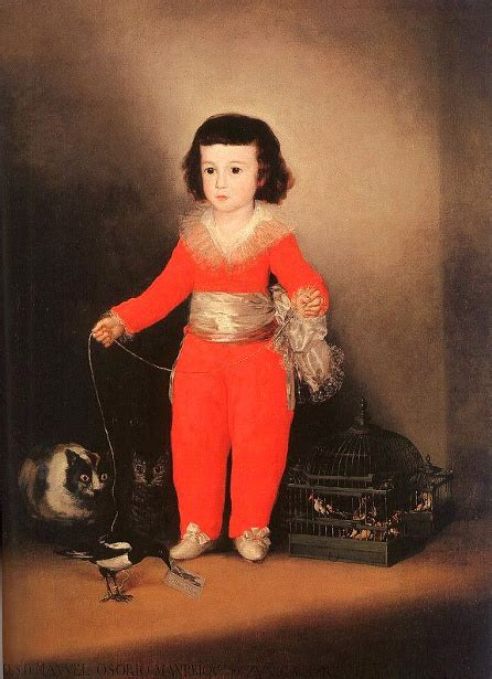 francisco de goya biography in spanish francisco goya 1746 1828 spanish i am a child