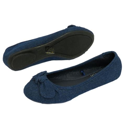 Flat Demin denim flat shoes 28 images diesel 3319 womens pointy