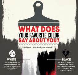 what your favorite color says about you what does your favorite color say about you