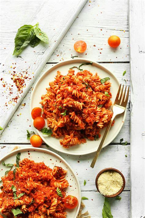 tomato basil sausage pasta sauce recipe with chickapea spicy tomato pasta sauce recipe