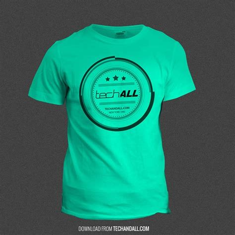 35 best t shirt mockup templates free psd download
