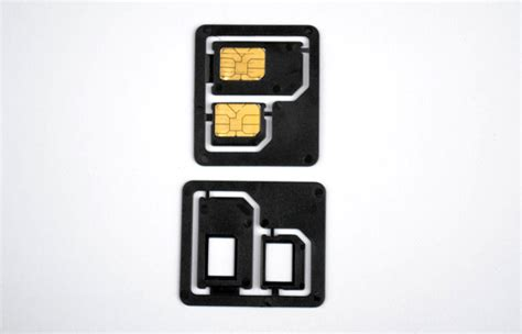make your own sim card adapter plastic abs dual sim card adapters dual sim adaptor for