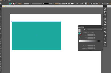 reset gradient tool illustrator adobe illustrator basics gradient tool techbytes
