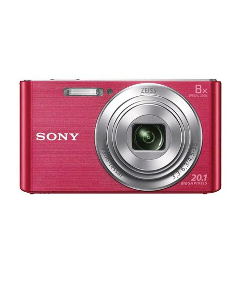 Digital Sony sony cybershot w830 20 1mp digital pink price review specs buy in india snapdeal