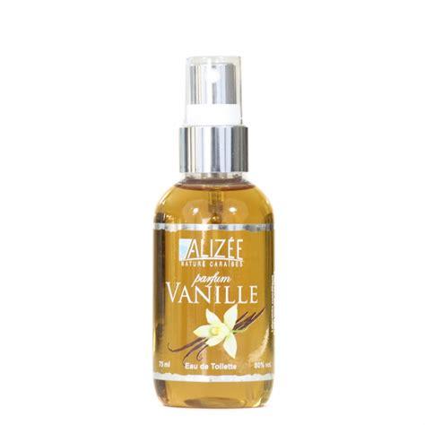 Parfum Vanilla eau de toilette parfum vanille