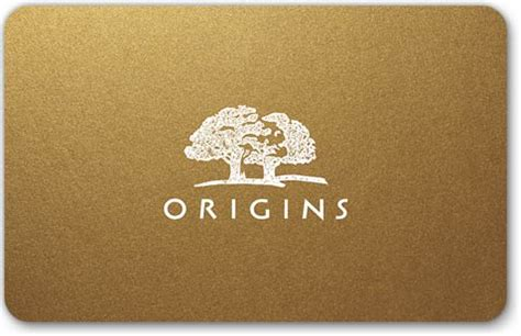 Origins Gift Card - gift card landing page origins