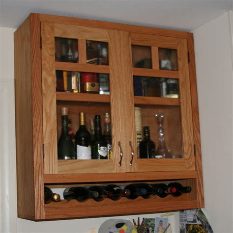 plans for wall hung liquor cabinet studio design