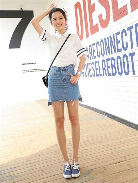 Fashion Korea Anting Drop Blue 1 2014 korean fashion item vintage style high waist easy match fitted