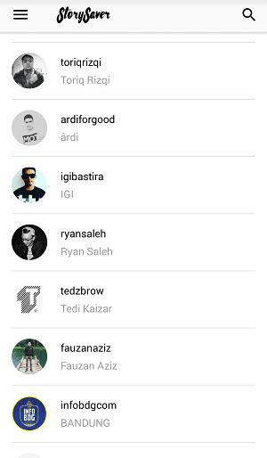cara membuat akun instagram dari hp android cara download stories akun instagram teman di hp android