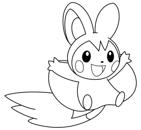 pokemon sandile coloring pages images pokemon images emolga pokemon coloring page free printable coloring pages