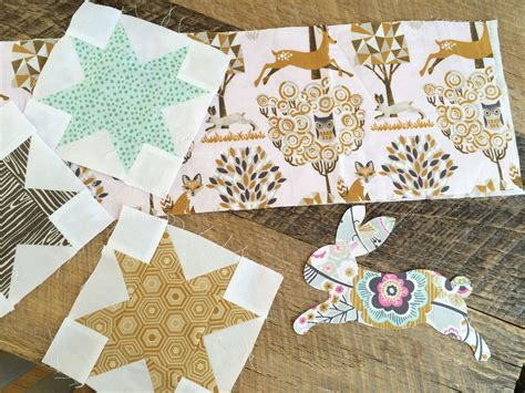 Sizzix Dies For Quilting by Sizzix Bunny Mini Quilt