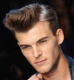 mens the ear hairstyles male hairstyles for triangular faces 7 fabulous exles