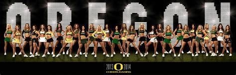 oregon ducks football cheerleaders 2013 2013 14 oregon cheer poster goducks wallpaper cover