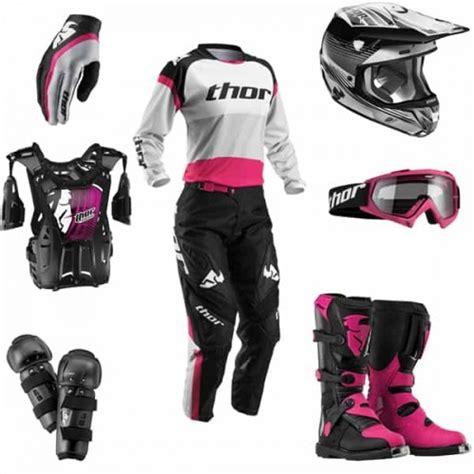 Motorrad Cross Bekleidung by Motocross Bekleidung Frauen