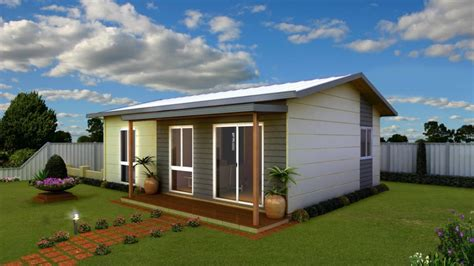 Micro Cottage House Plans troughton 2 bed unit classic granny flats