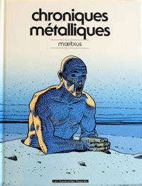 chroniques mtalliques jean giraud moebius graphic novels from the book palace