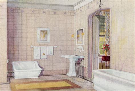 crane plumbing fixtures early english revival