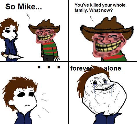 Forever Alone V forever alone el de mikki