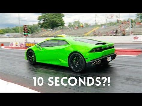 How Fast Is A Lamborghini How Fast Is My 15 Lamborghini Huracan