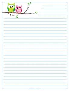Owl Essay Writing by Owl Stationery And Writing Paper Notes Stationery Writing Papers Paper And
