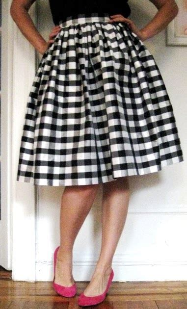 Pattern Making Gathered Skirt | gertie s new blog for better sewing sew a full gathered