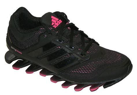 Adidas Springblade Black Pink 36 41 adidas springblade drive running shoe new d73958 black pink black operation womens shoes
