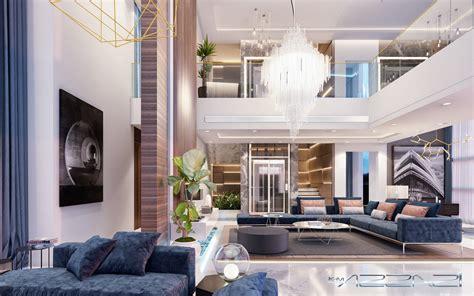kareem azzazy modern villa interior design dubai