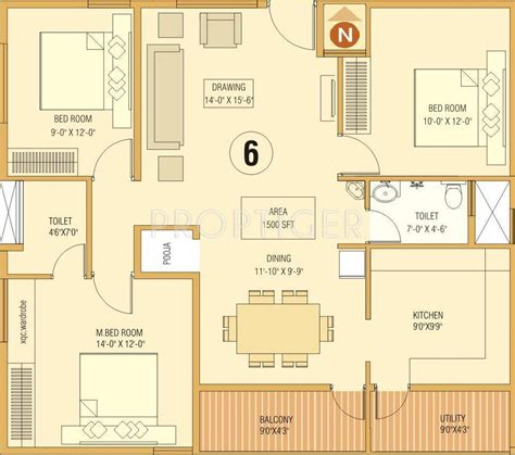 house plans 1500 sq floor plans for 1500 sq ft apartments