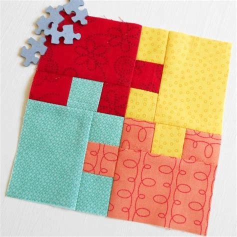 Easy Patchwork Patterns - 17 best ideas about quilt block patterns on