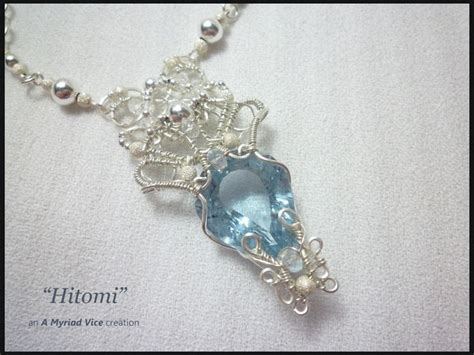 Etsy Handmade Gifts - 11 best images about amv wire wrapped jewelry on