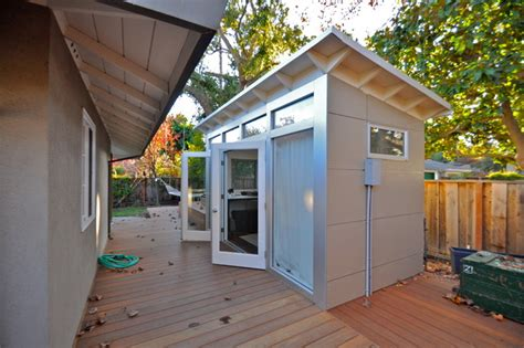 Garden Shed Studio by Studio Shed Office 8x14 Modern Garden Shed And