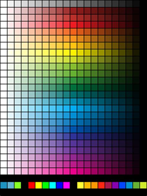 grid color another new color palette for fireworks idux