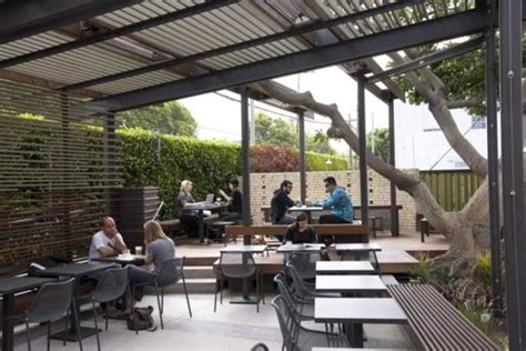 contoh desain cafe outdoor sederhana desain cafe