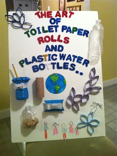 easy recycled crafts for and easy recycle project for the if toilet