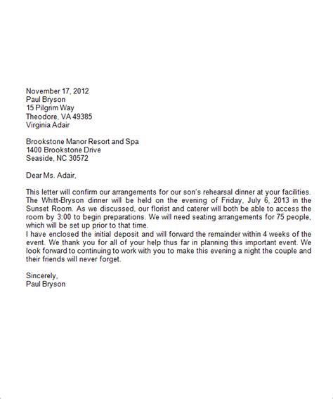 business letter proper format exle cover letter 50 proper letter formats standard business