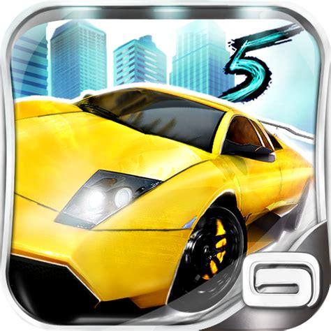 asphalt 5 apk version asphalt 5 free v3 4 2 apk free android and application