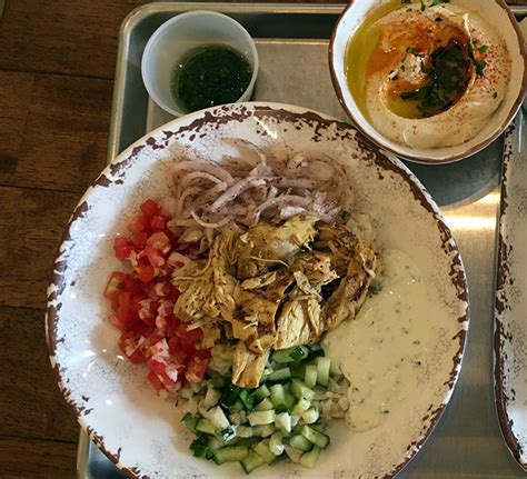 Yafo Kitchen by Mediterranean Food Concept Yafo Kitchen Is Now Open