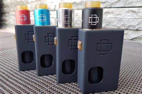 Druga Squonk Authentic Squonker By Augvape augvape druga squonk kit preview vaping vibe