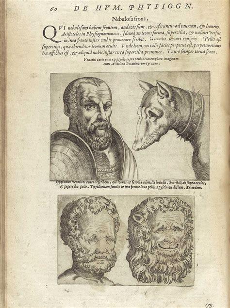 villa giambattista della porta historical anatomies on the web giambattista della porta home