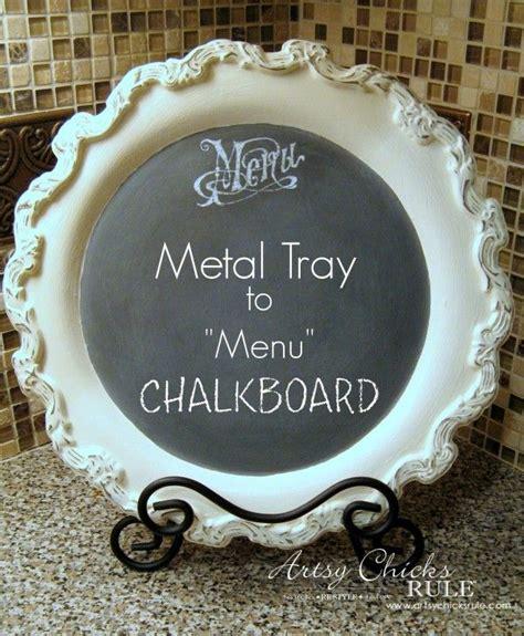 chalkboard paint metal 17 best ideas about menu chalkboard on wedding