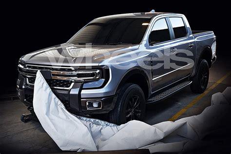 ford ranger 2020 model หร อน จะใช all new ford ranger 2020 โฉมต อไป