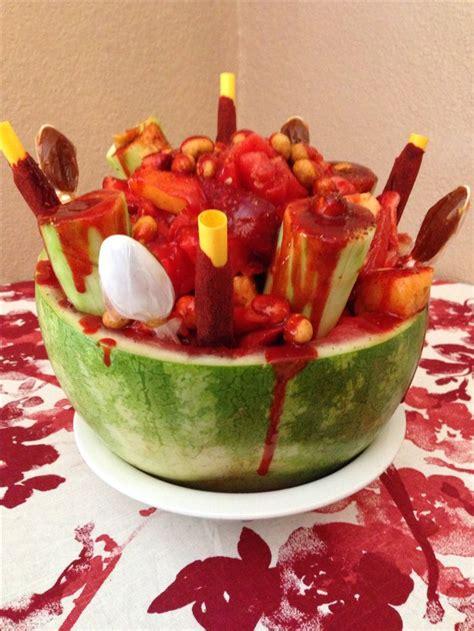 imagenes de sandias locas watermelon mexican appetizer quot sandia loca quot mexican