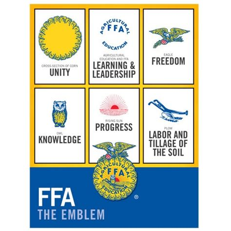 what are the ffa colors 17 best ideas about ffa emblem on ffa